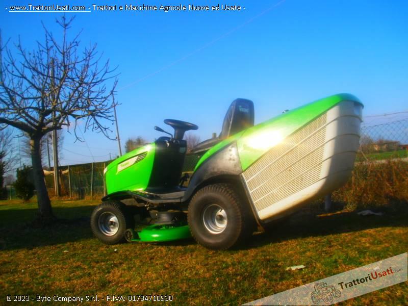 Nuovo trattoririno rasaerba john deere - 23hp-t5 1