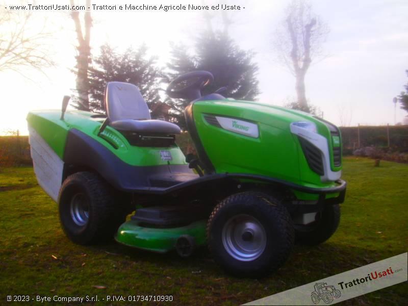 Nuovo trattoririno rasaerba john deere - 23hp-t5 2