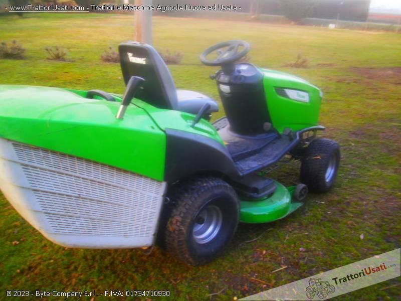 Nuovo trattoririno rasaerba john deere - 23hp-t5 3