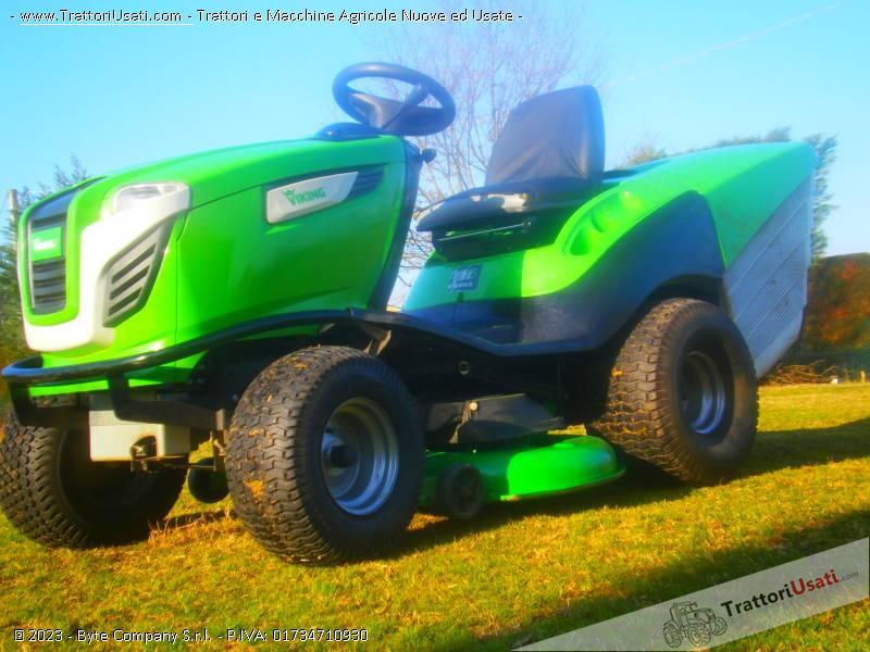 Nuovo trattoririno rasaerba john deere - 23hp-t5 5