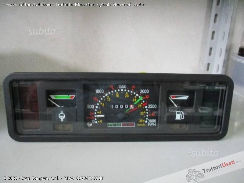Quadro strumenti fiat - 89/90 serie 66-66-90 3