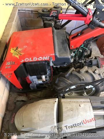 Motocoltivatore goldoni - 64 ld df 2