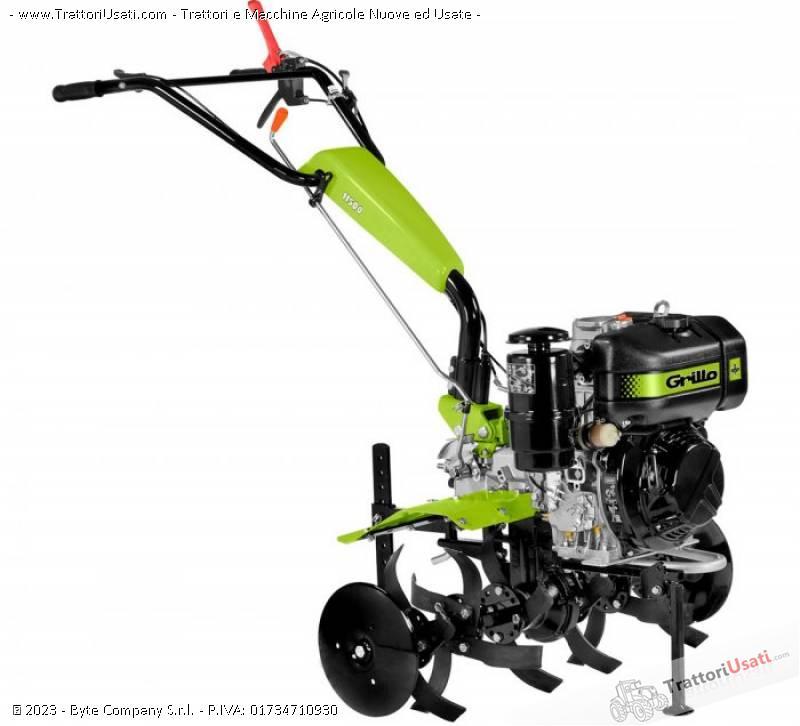 Motozappa grillo - 11500 0