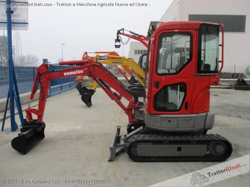 Escavatore  - pc20 mr2 komatsu 1
