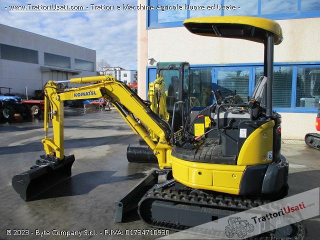 Escavatore  - pc20 mr2 komatsu 4