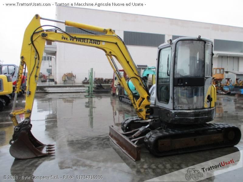 Escavatore new holland - e50.2 sr 0