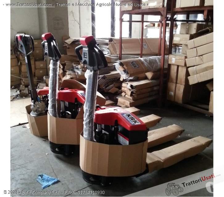 Transpallet elettrico  - krk ept20-15et2 krk metallurgik 1
