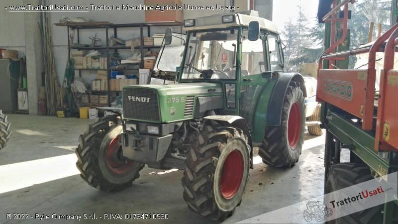 Trattore fendt - 275s 0