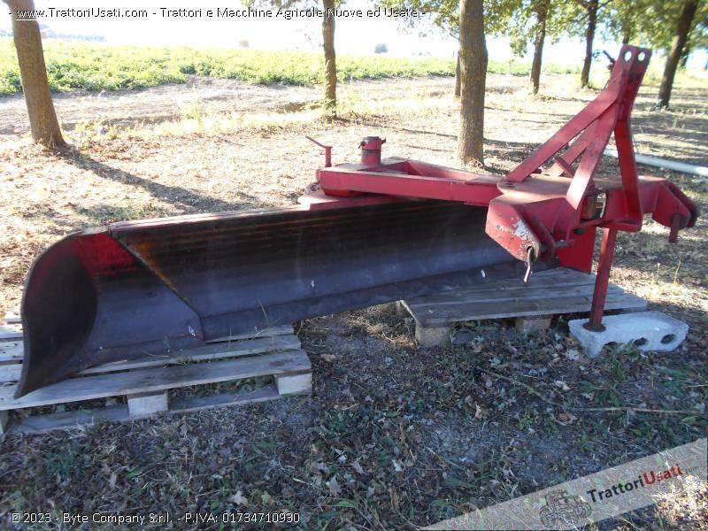 Ruspa  - cm 270 per trattore 0