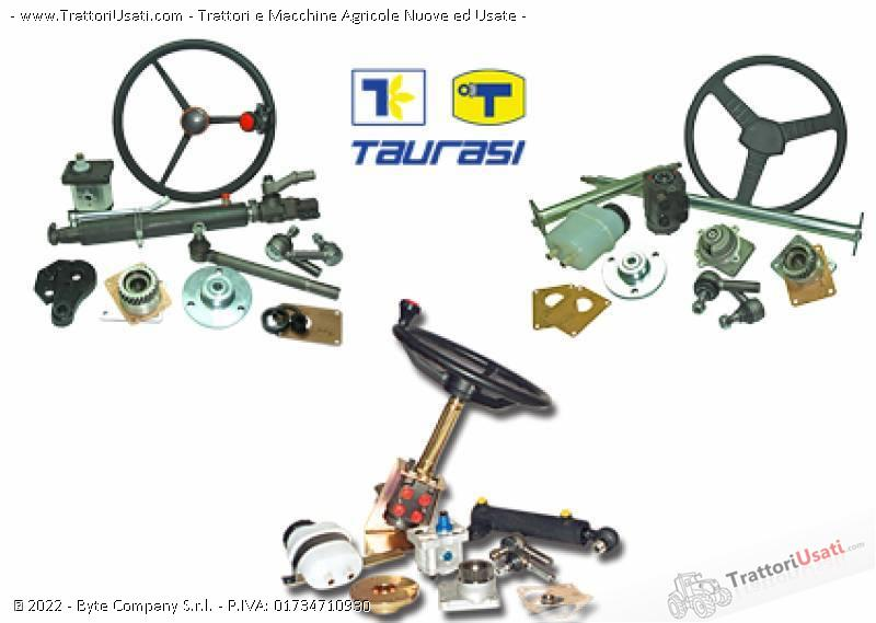Kit idroguida trattore snodato  - goldoni-ferrari 0