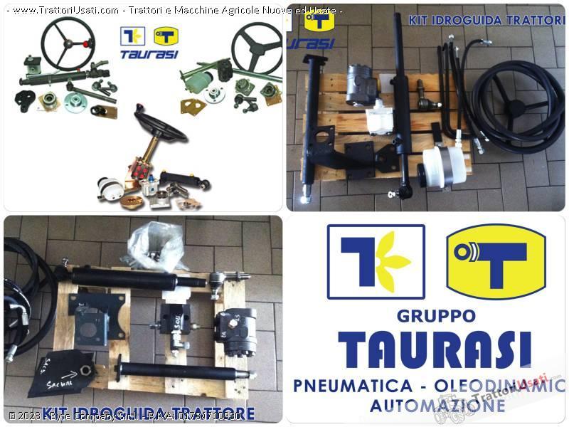 Kit idroguida trattore snodato  - goldoni-ferrari 3