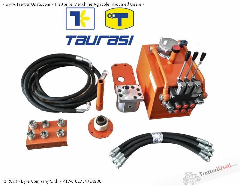 Impianto ausiliario idraulico  - per trattori cingolati taurasi 0