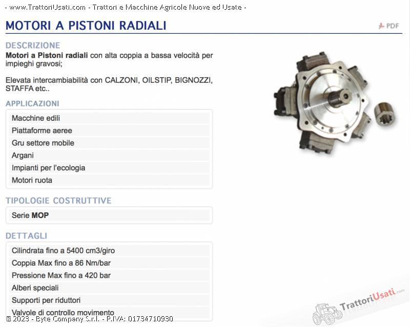 Pompe e motori a pistoni assiali  - oleodinamiche e motori oleodinamici taurasi 2
