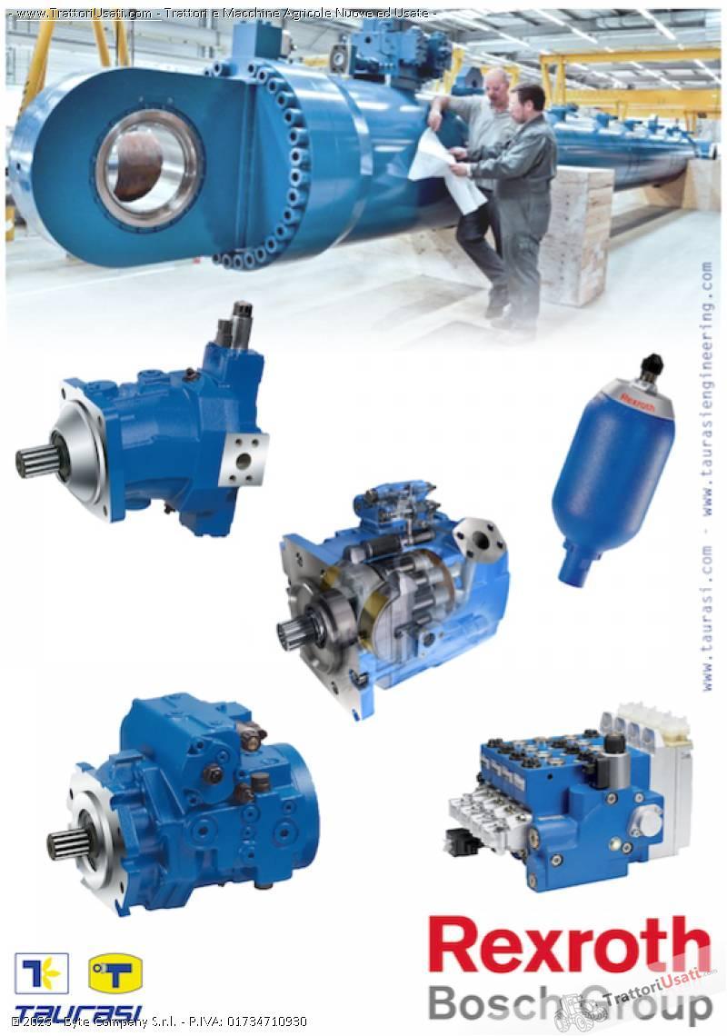 Pompe e motori a pistoni assiali  - oleodinamiche e motori oleodinamici taurasi 5