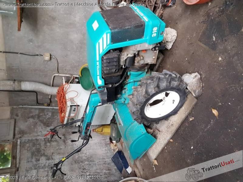 Motocoltivatore bertolini - 318 1
