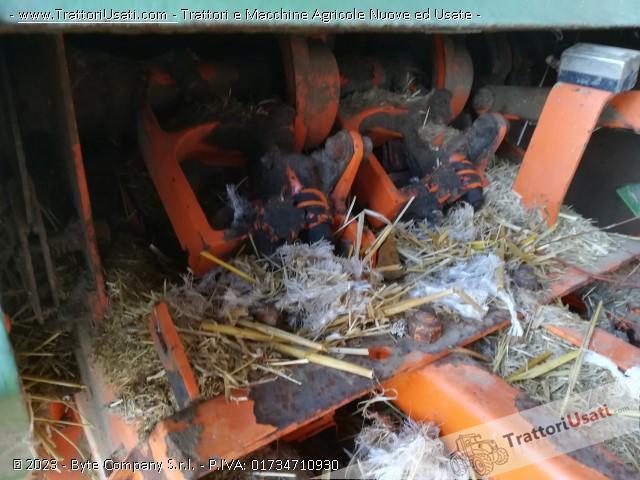 Pressa raccoglitrice gallignani - 3000 4