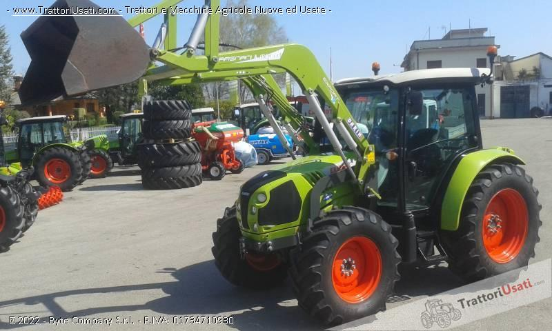 Trattore claas - atos 350 0