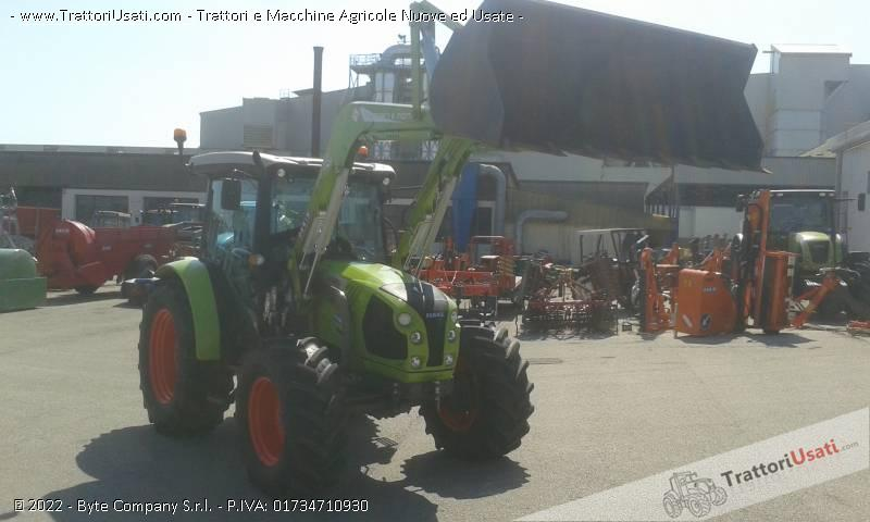 Trattore claas - atos 350 1