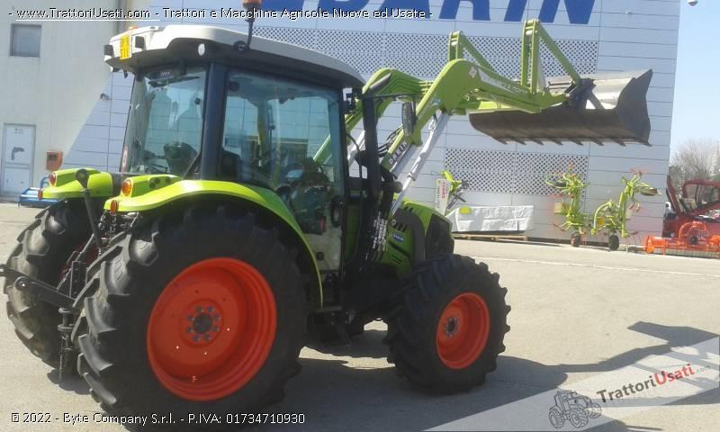 Trattore claas - atos 350 2