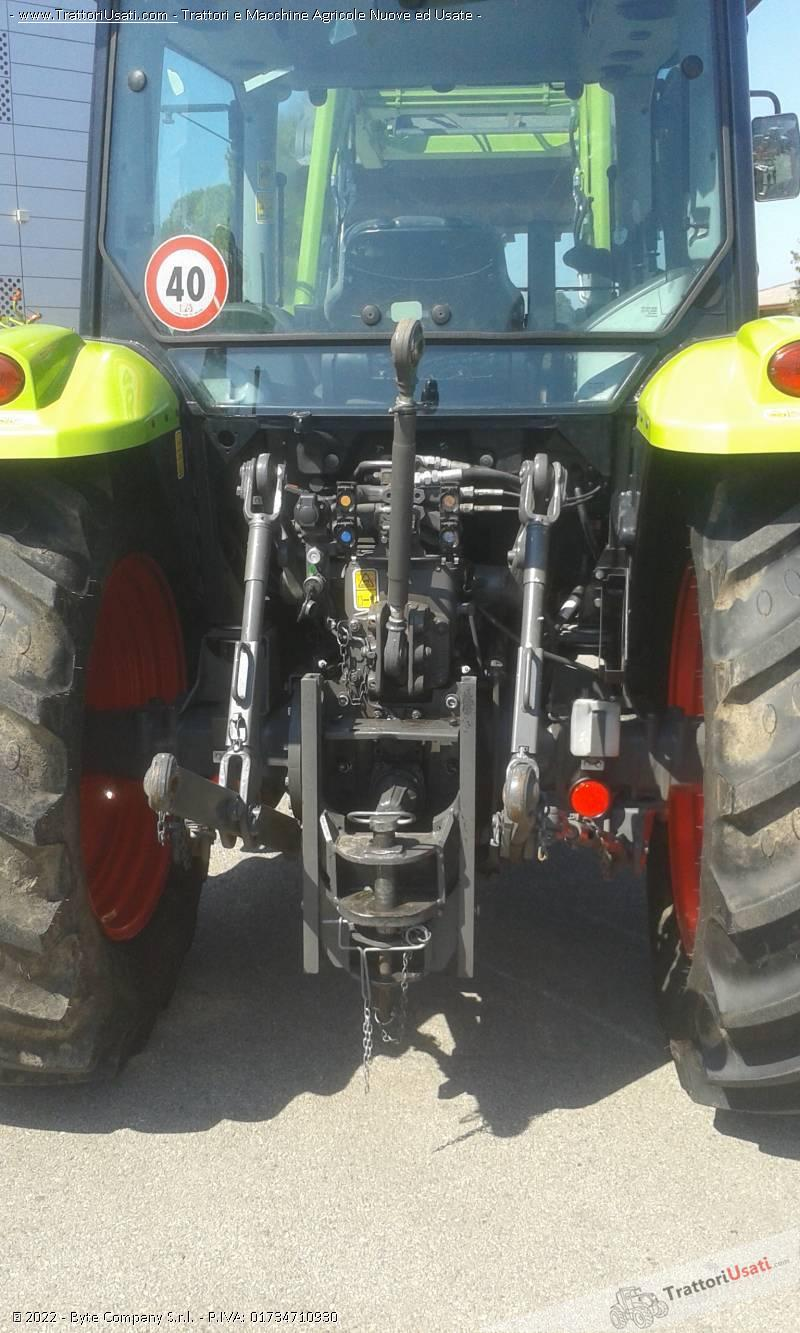 Trattore claas - atos 350 4
