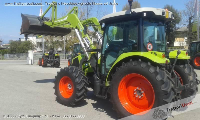 Trattore claas - atos 350 5