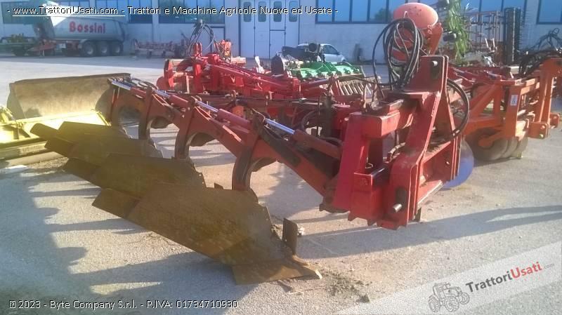Aratro quadrivomere  - serie pesante siderman 0