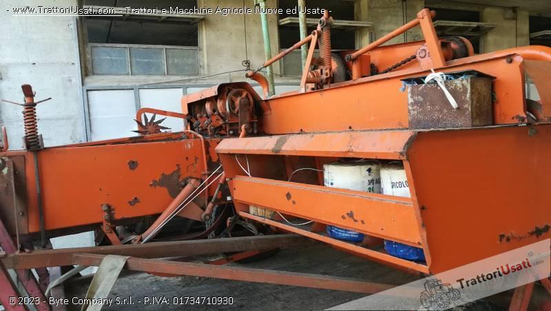 Imballatrice gallignani - 2500 1