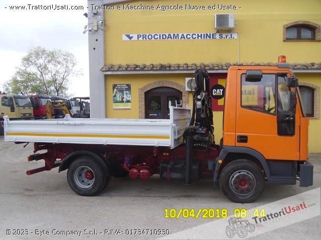 Eurocargo iveco  - ml90e17k 1