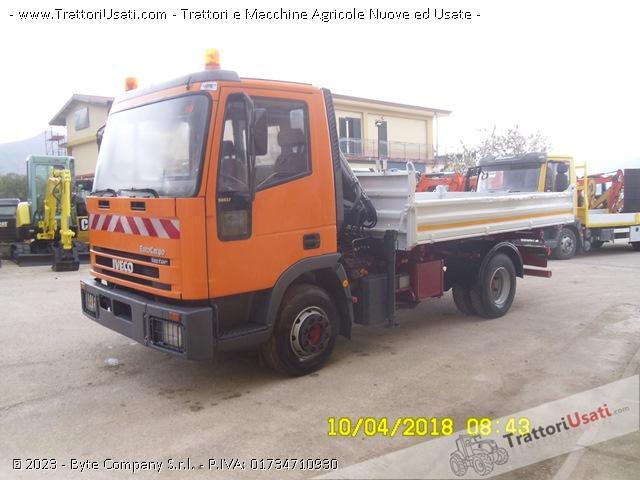 Eurocargo iveco  - ml90e17k 2