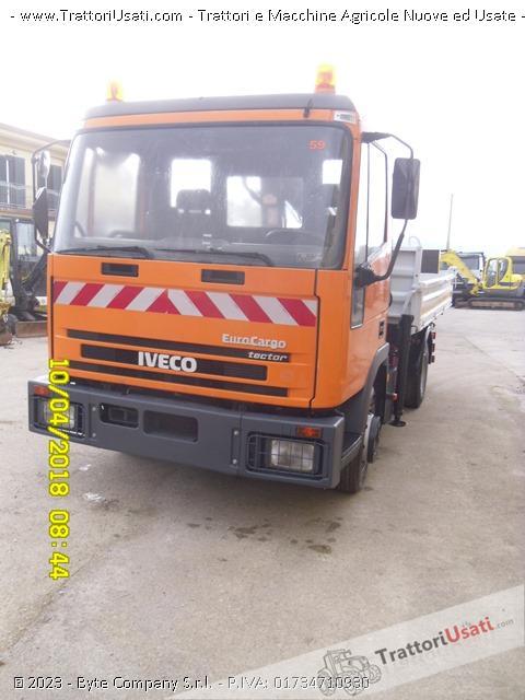Eurocargo iveco  - ml90e17k 4