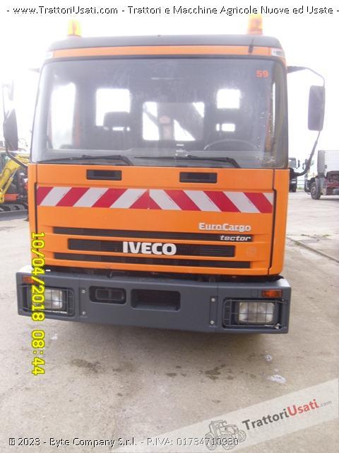 Eurocargo iveco  - ml90e17k 5