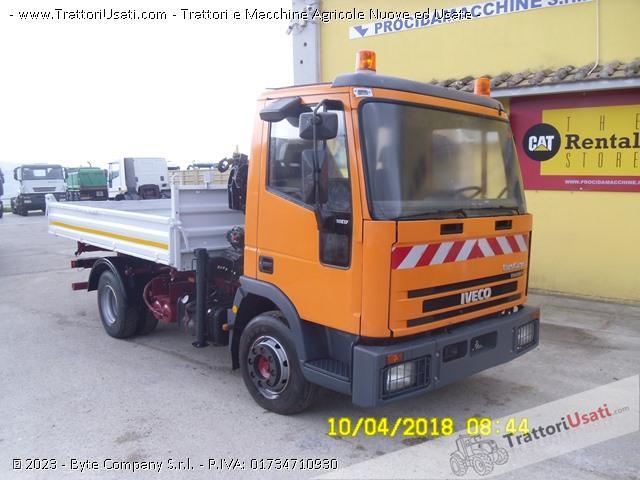 Eurocargo iveco  - ml90e17k 6