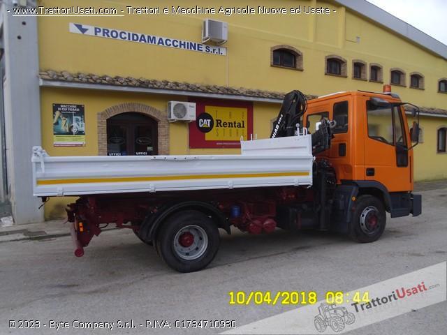 Eurocargo iveco  - ml90e17k 7