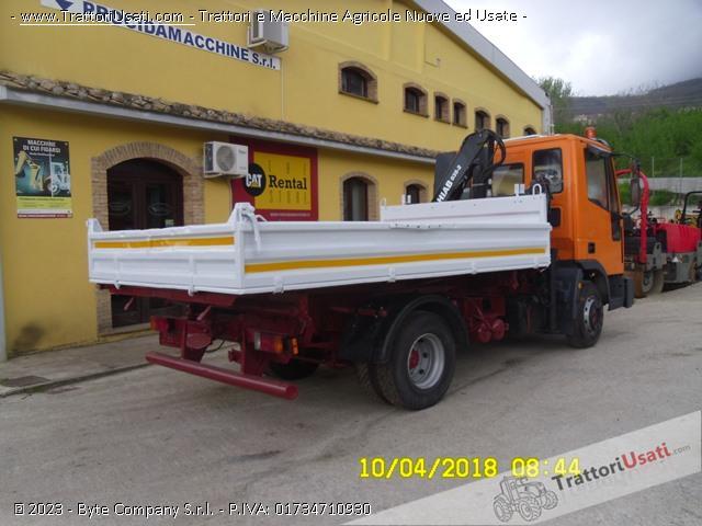 Eurocargo iveco  - ml90e17k 8