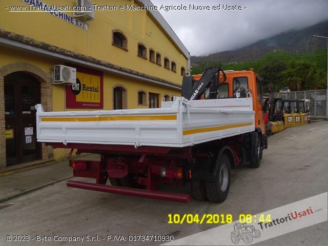 Eurocargo iveco  - ml90e17k 9