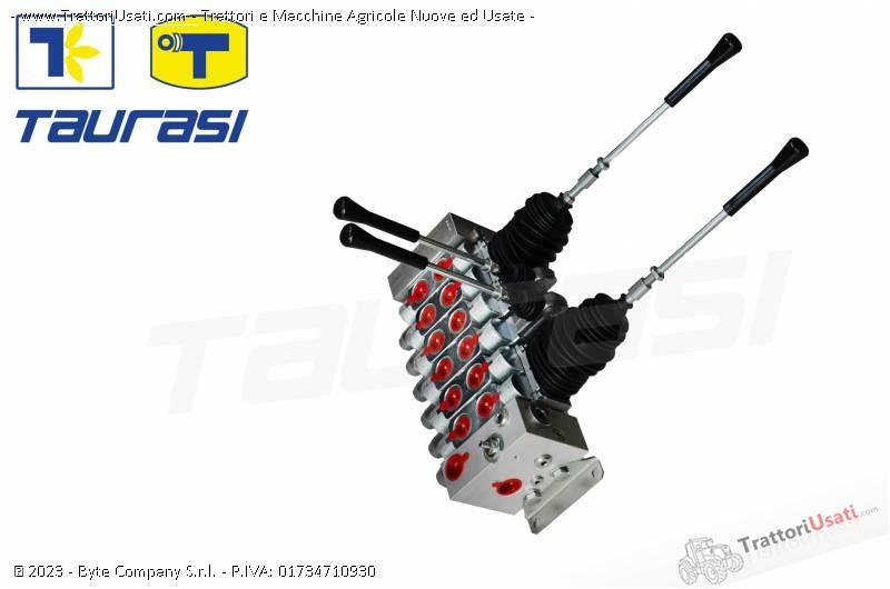 Distributori oleodinamici agco allis - per trattori-escavatori 3