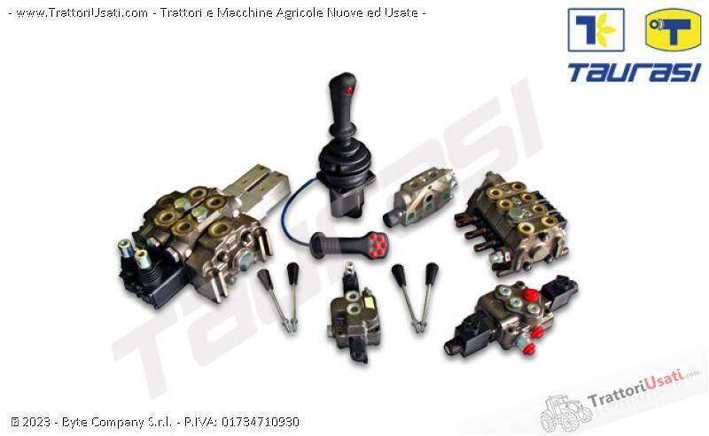 Distributori oleodinamici agco allis - per trattori-escavatori 5