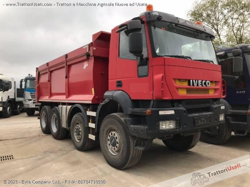 Iveco  - trakker 390t45 0