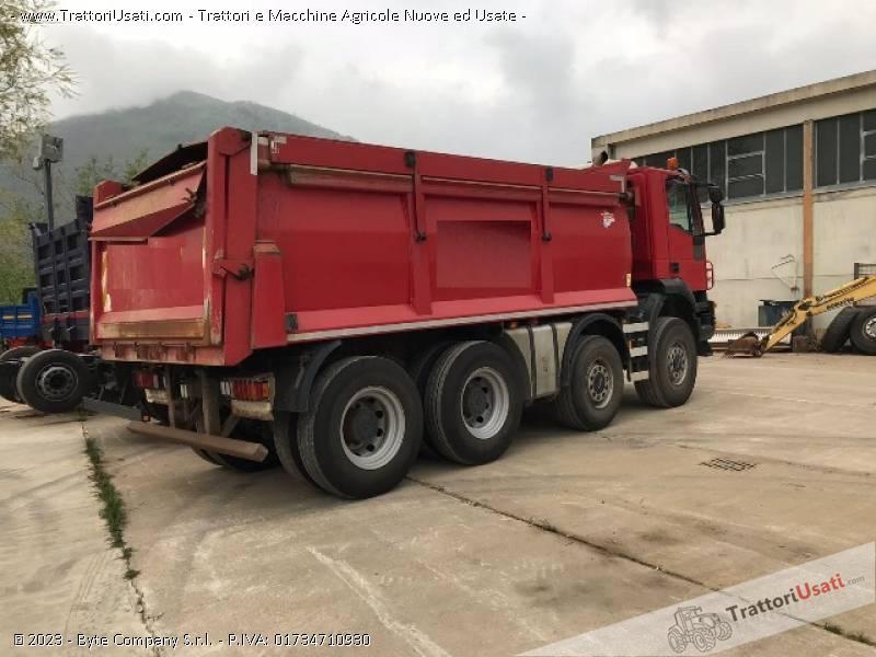 Iveco  - trakker 390t45 2
