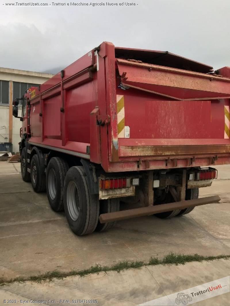 Iveco  - trakker 390t45 3