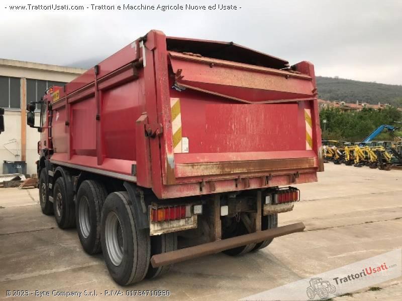 Iveco  - trakker 390t45 4