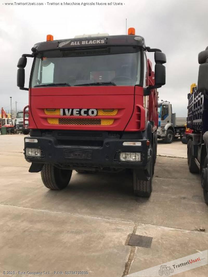 Iveco  - trakker 390t45 5