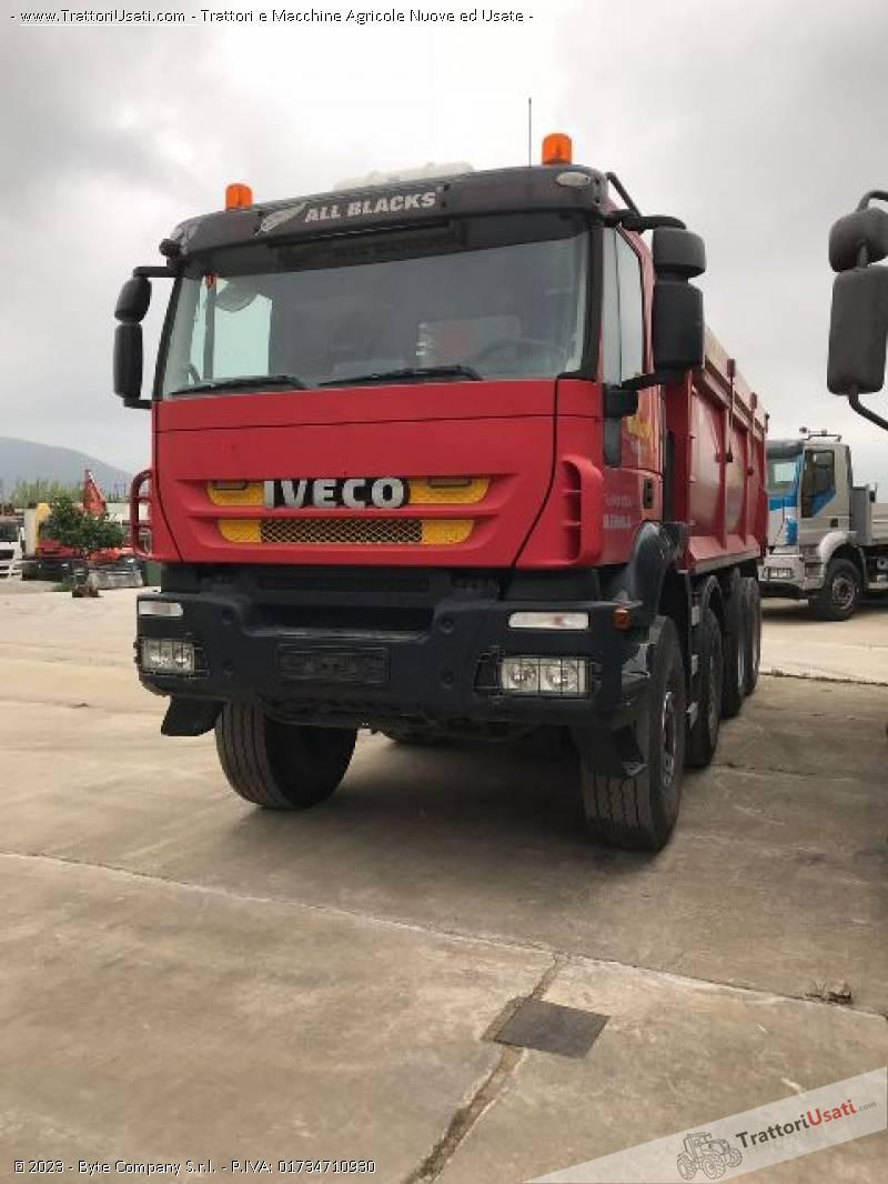 Iveco  - trakker 390t45 6