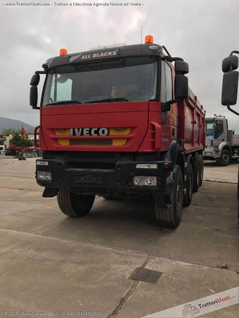 Iveco  - trakker 390t45 7