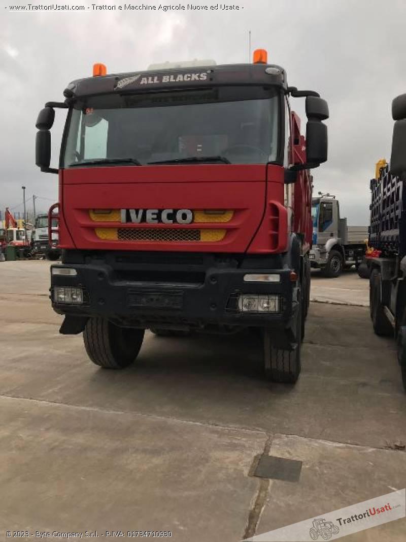 Iveco  - trakker 390t45 8