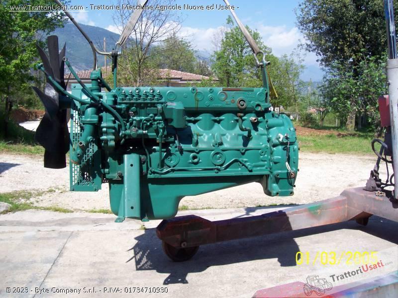 Motore volvo - 740ge 0