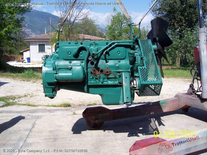 Motore volvo - 740ge 1