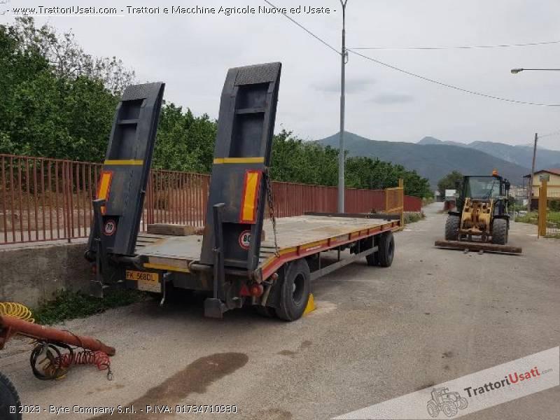 Rimorchio  - condor 180 pd bertoja 0