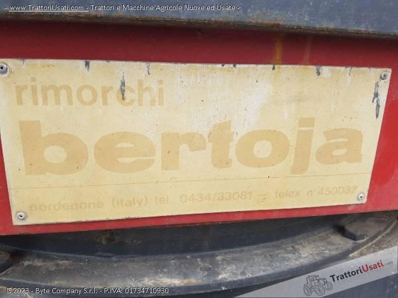 Rimorchio  - condor 180 pd bertoja 6