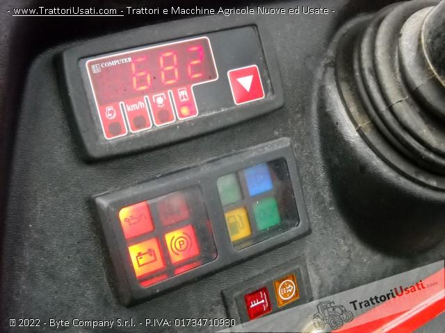 Transporter goldoni - transcar 33 cv ruote sterzanti 1